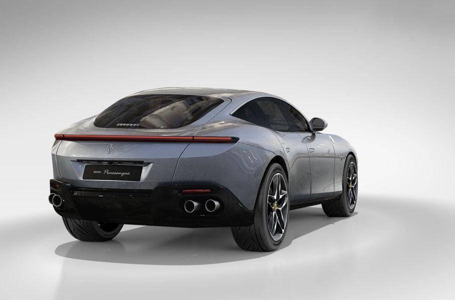 Ferrari сообщила название своего первого кроссовера
