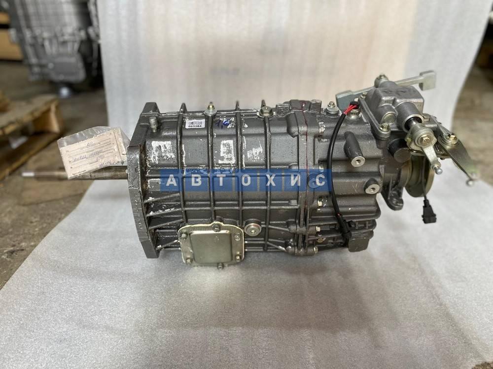 Газель «Некст»: автоматическая коробка передач