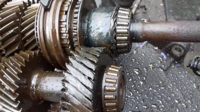 Как ремонтировать кпп 5 ст дюна – автотоп
