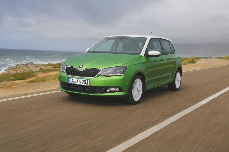Шкода фабия 2006-2014 годов выпуска – доступный и компактный автомобиль