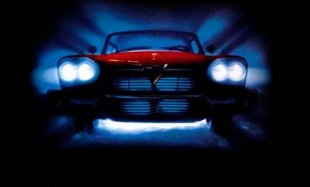 Фильмы ужасов про автомобили