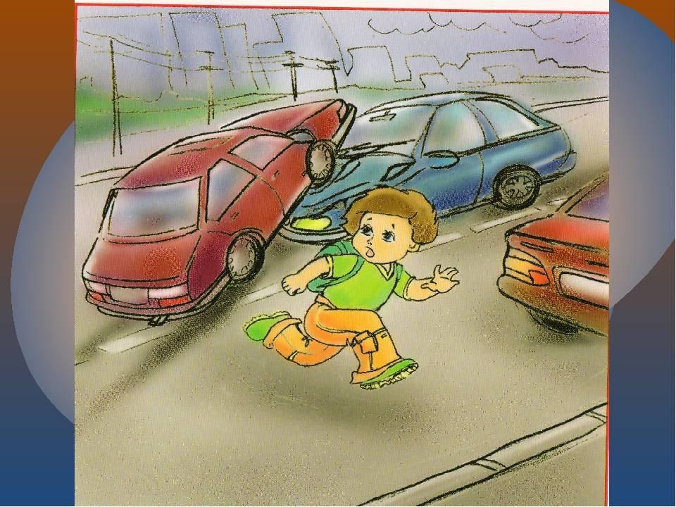 Удерживающие устройства для детей в автомобиле