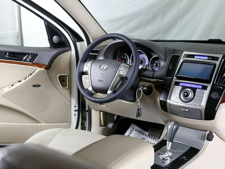 Hyundai ix55 / veracruz (2008-2012) – чудеса с небес