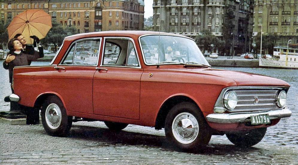 Рейтинг стран, в которых популярны российские авто