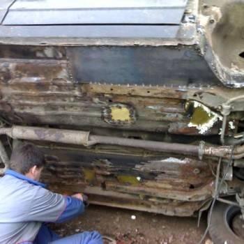 Ремонт ваз 2107 (жигули) : разборка двигателя