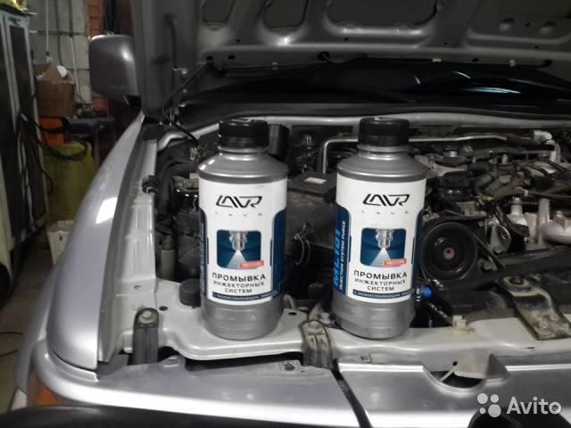 Чистка топливной системы двигателя своими руками