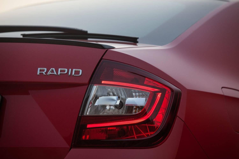 Skoda представила новый Rapid для России