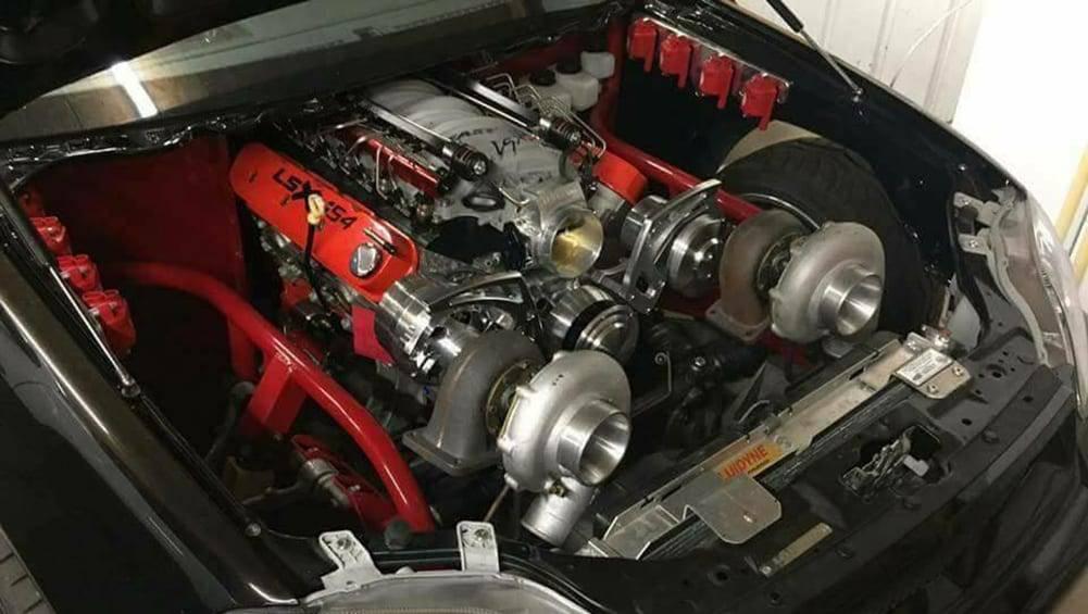 7 литрового двигателя v8 от. no replacement for displacement: легендарные модели ранних американских v8