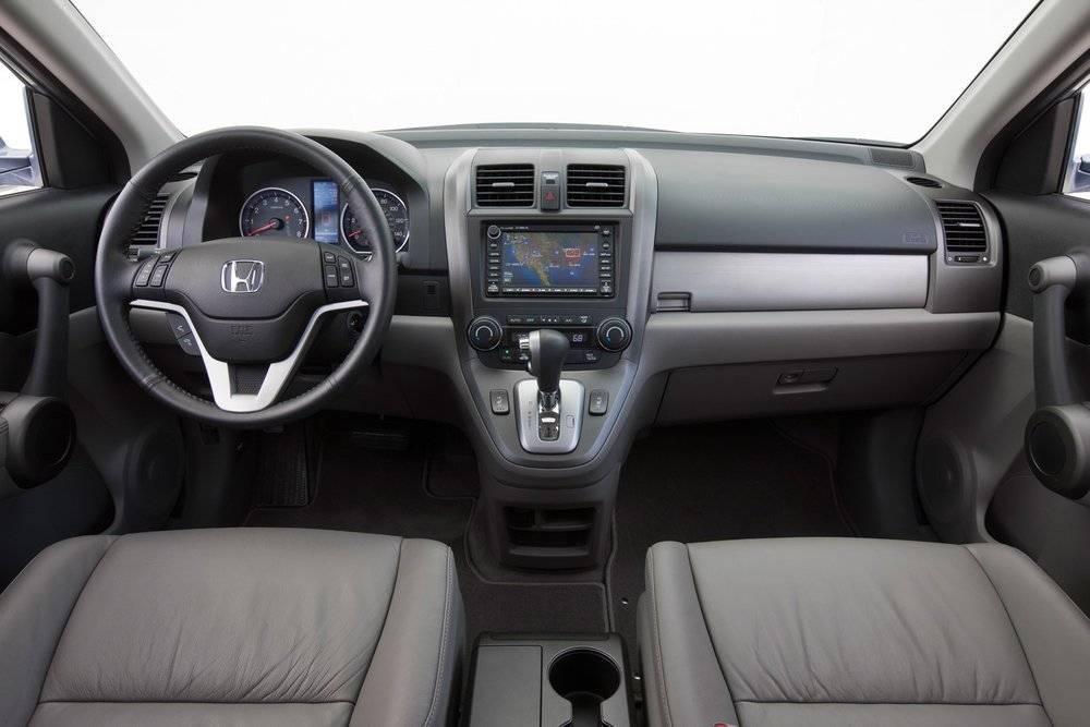 Honda cr-v iii – сага