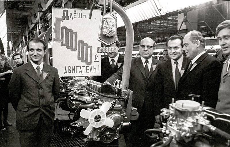 Тех характеристики двигателей ваз классика