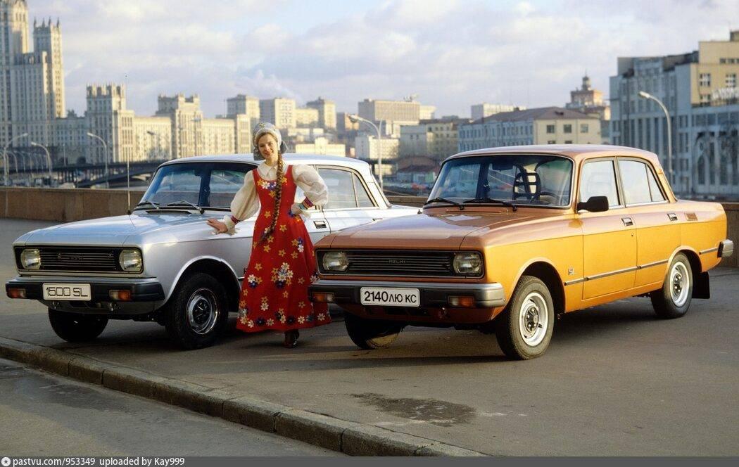 Транспорт для российских просторов. «шестидесятники» часть 1