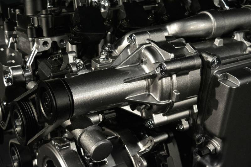 Mazda и технология skyactiv
