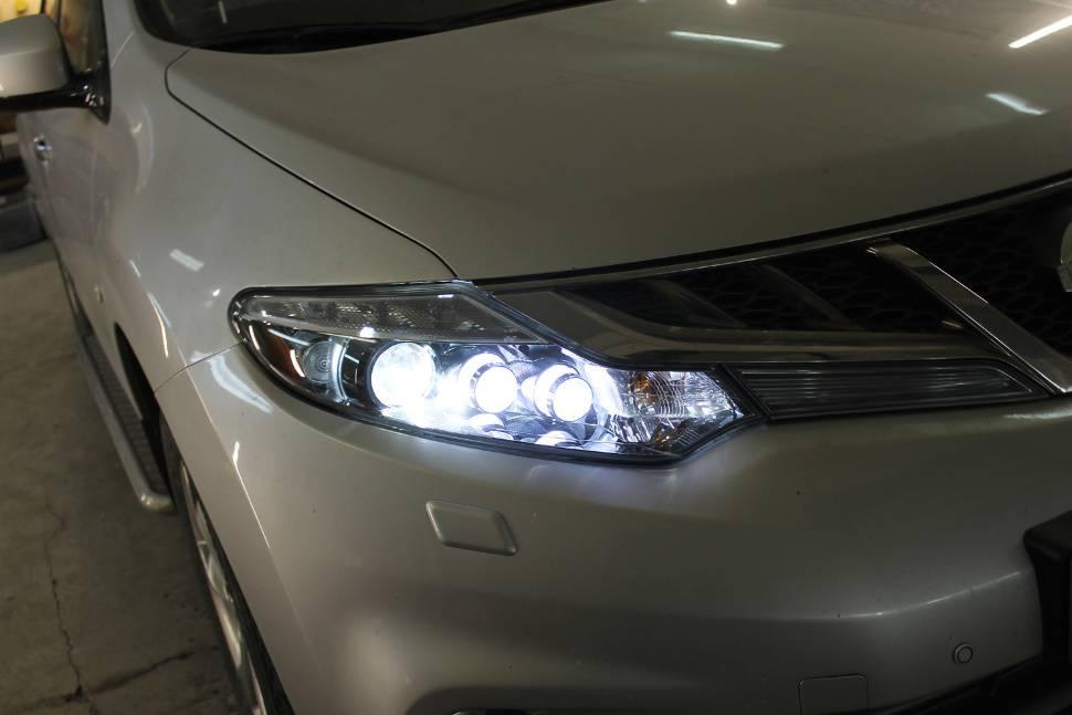 Nissan murano i с пробегом: глубокая разнообразная коррозия и мутные фары • ????авто новости онлайн