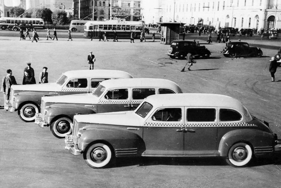 Зис‑101: как и из чего сделан первый лимузин ссср