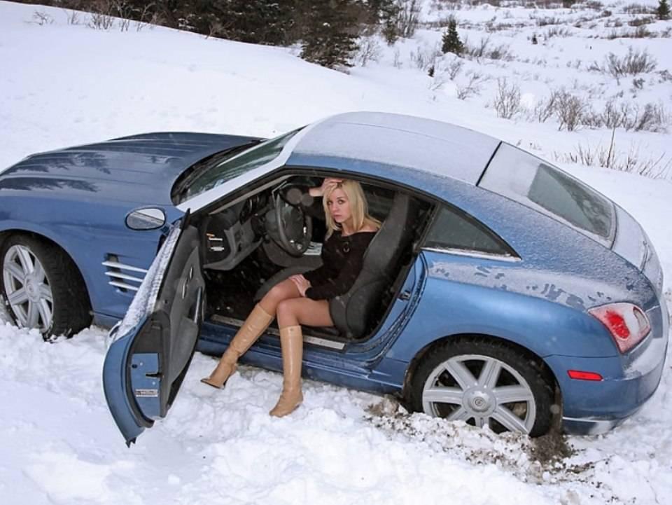 Особенности вождения автомобиля зимой: советы новичкам