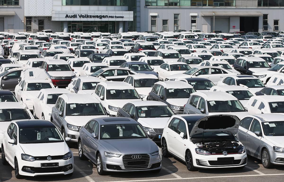 Японские автомобили с пробегом продаются лучше других марок