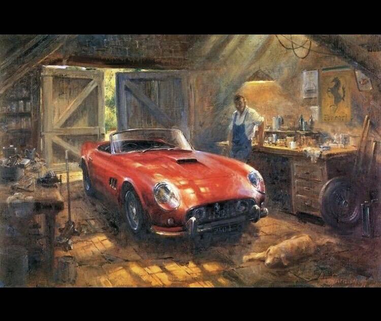 Машины, как маленькое произведение искусства: дверь на крыше и три колеса (фото) - авто гуру