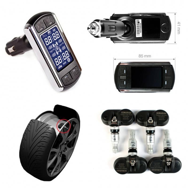 Как работает датчик давления в шинах и какой тип контроля лучше