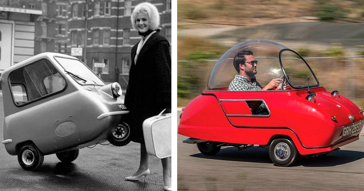 10 особенностей на старых автомобилях, которых нам будет не хватать