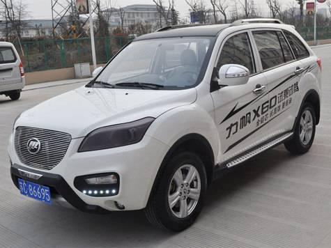 Китайский «внедорожник» по цене «Нивы»: обзор Lifan X60 I (до рестайлинга)