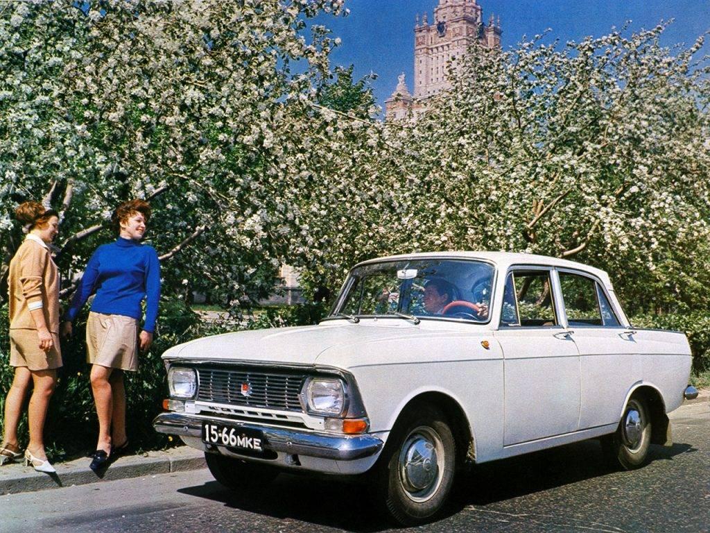 История советского автопрома: 30-40-е годы xx века