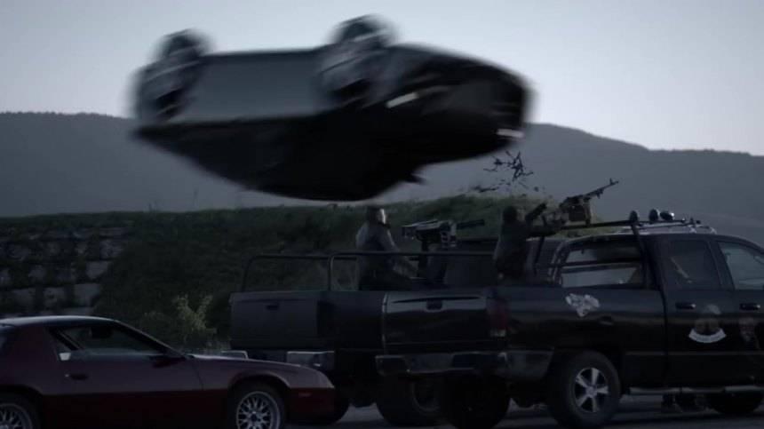 На чём ездят киношные «психи», «маньяки» и «ублюдки» - новости на автодромо