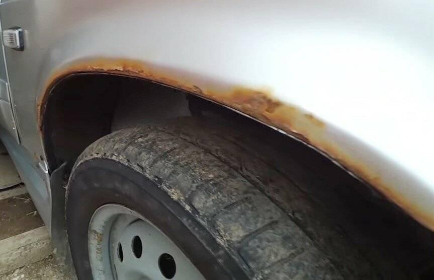 Чем защитить кузов нового автомобиля от царапин и коррозии
