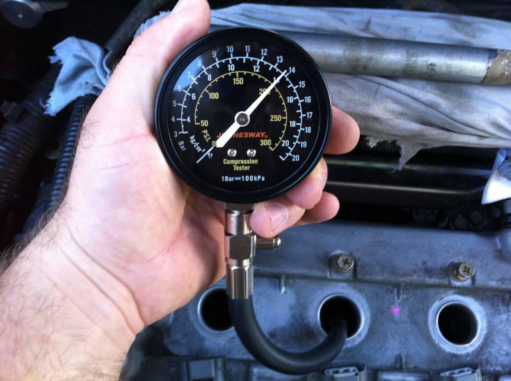 Проверка компрессии двигателя: почему она так важна?