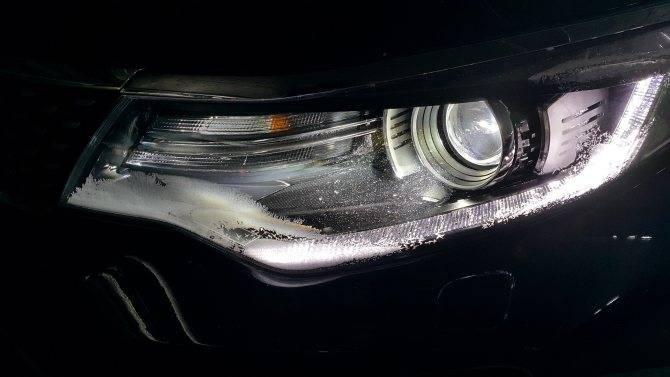 Почему тускнеют фары и как быстро вернуть им силу - – автомобильный журнал