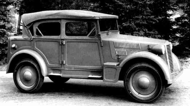 Crossley, foden, standard и другие: неизвестные британские военные автомобили второй мировой - альтернативная история
