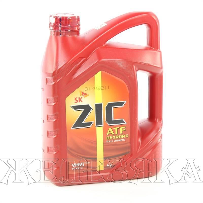 Моторные масла zic: тесты и характеристики