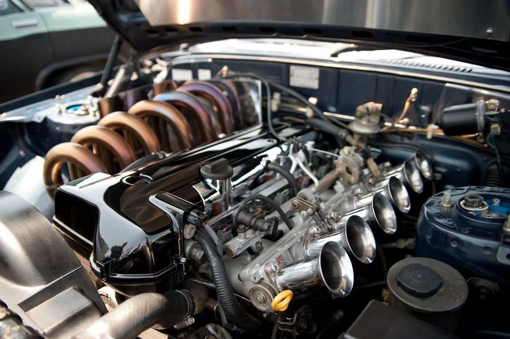 Топ-7 легендарных двигателей