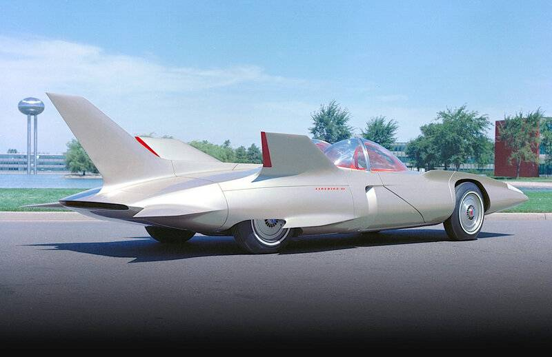 В погоне за рекордами: ракетомобиль, способный развивать до 1609 км/ч