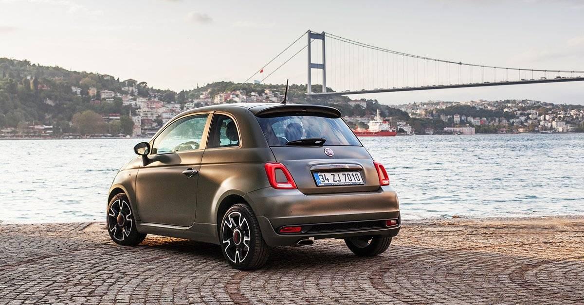 Fiat 500 2021: фото, цена, комплектации, старт продаж в россии