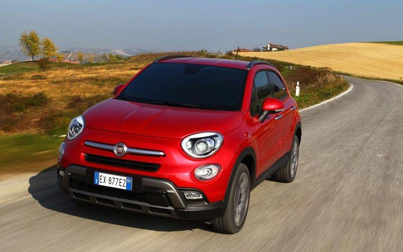 Тест-драйв fiat 500: for your eyes only