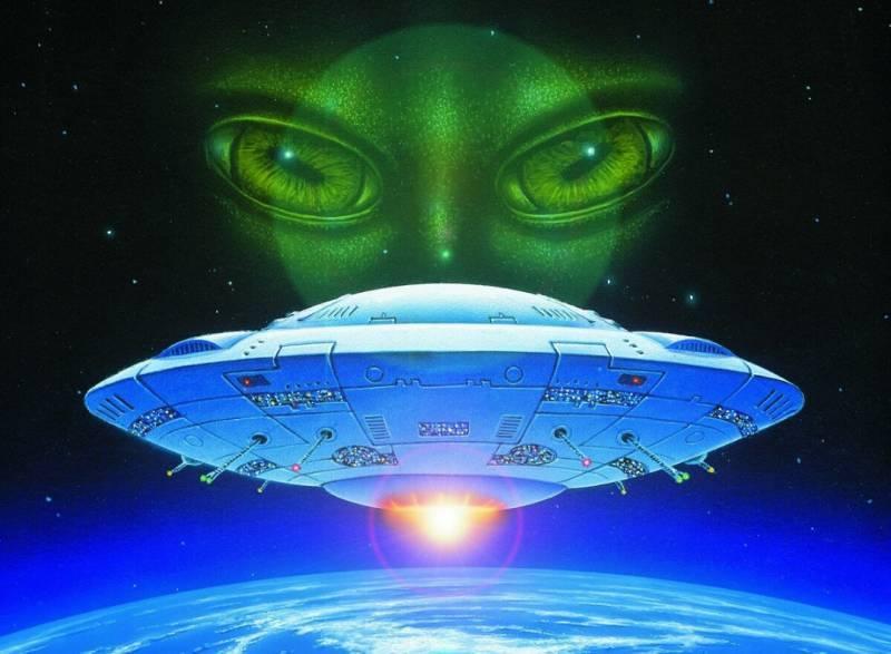 """Nasa нашли инопланетный корабль на обратной стороне луны — тайны миссия """"аполлон 20"""""""