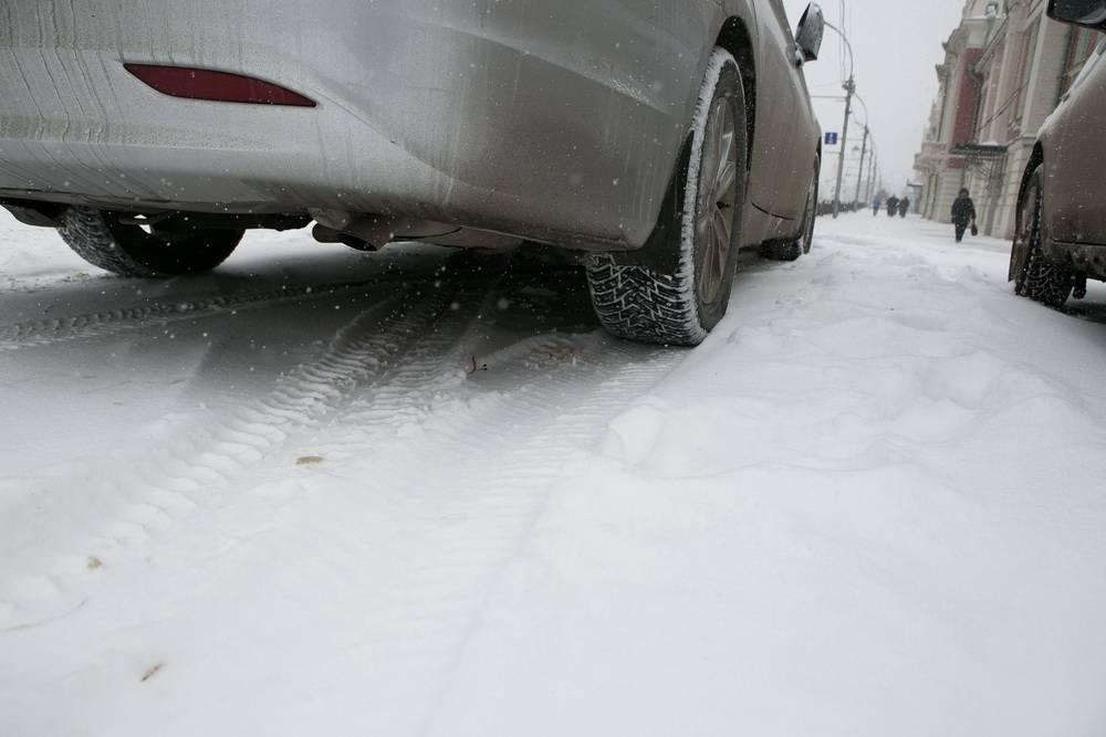 Вождение зимой: как не застрять в снегу или как ездить зимой | советы