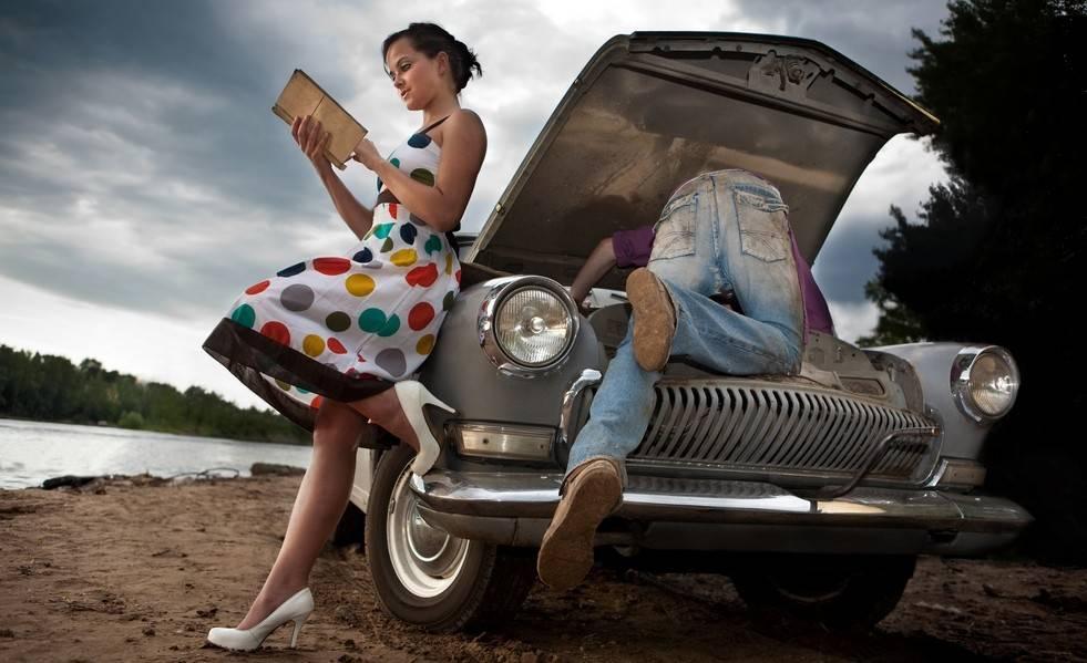 7 навыков автомобилистов из прошлого, которые современным водителям уже не нужны