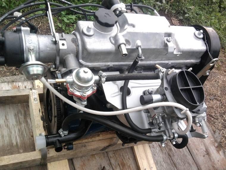О двигателях lada 2109 1 поколение (1987 — 2011)