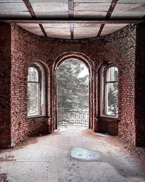 7 бывших резиденций российских дворян, которые сегодня забыты и медленно разрушаются