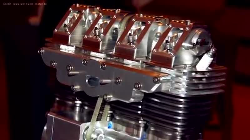Новые технологии двигателей