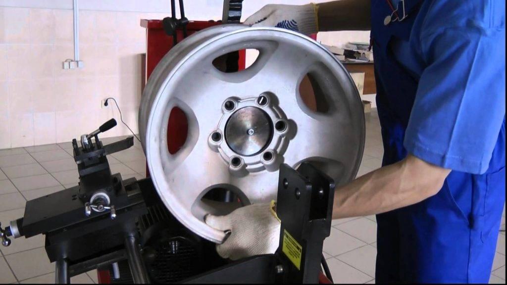 Сварка и ремонт колесных дисков