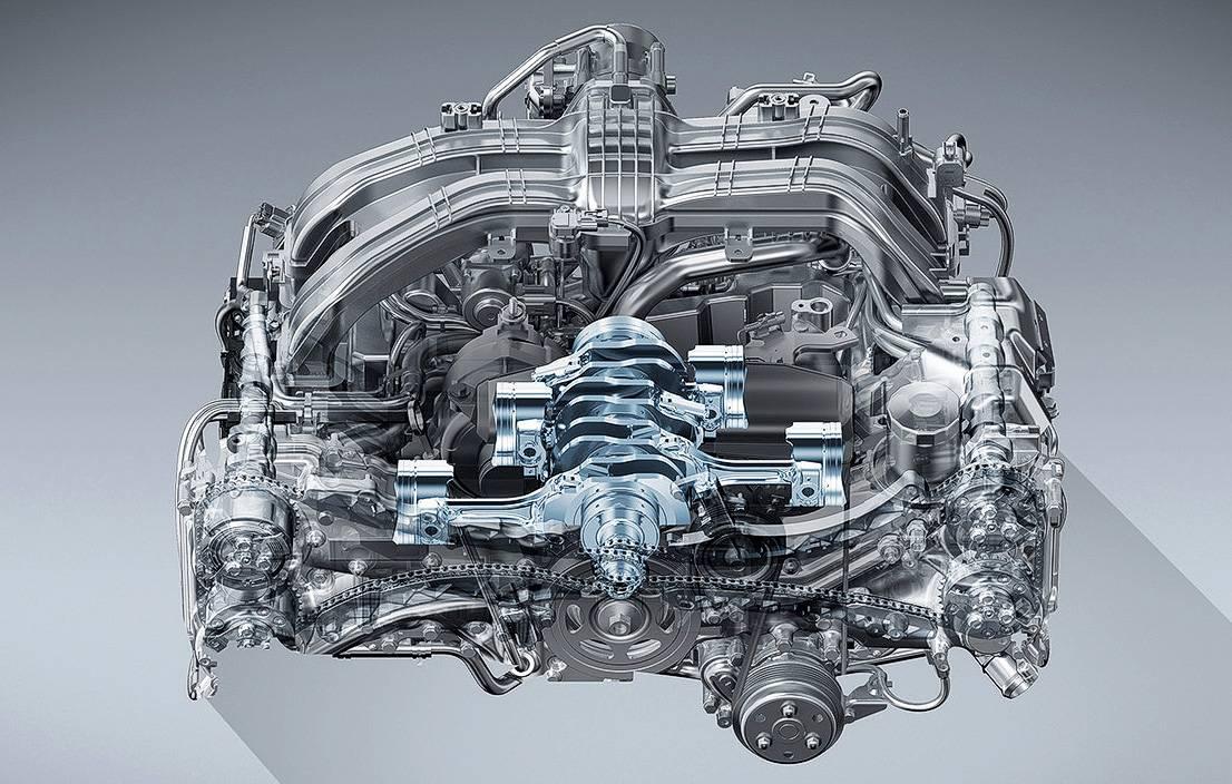 Как это работает: горизонтально-оппозитные двигатели subaru. проблемы простого оппозитного мотора subaru 2.0 (ej202)