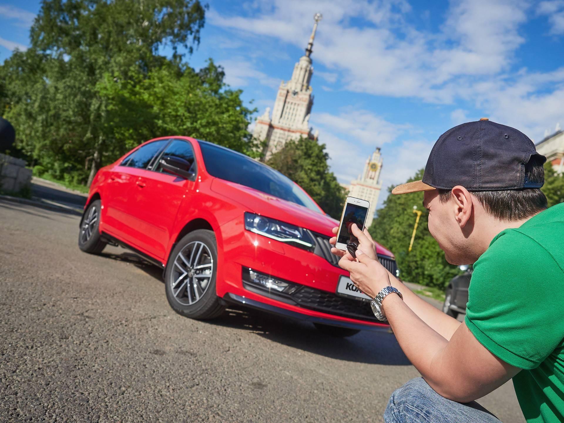 Ненавязчиво, но убедительно: как сфотографировать автомобиль для продажи