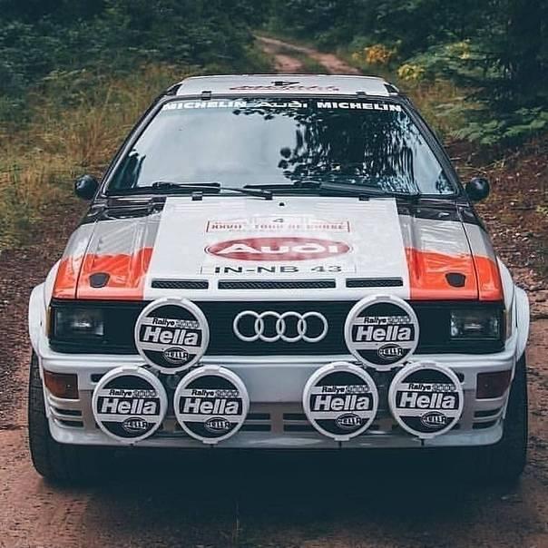 Audi quattro: что это такое и для чего нужно, особенности полного привода