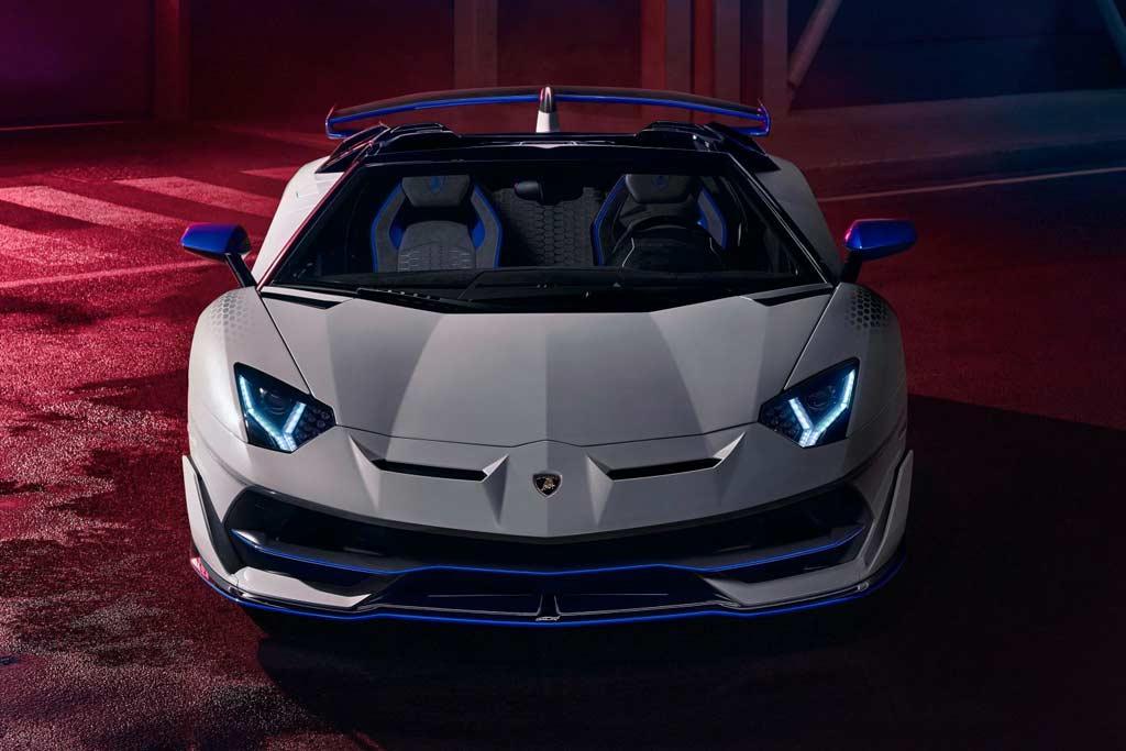 Lamborghini aventador lp1600 — 4 mansory carbonado gt