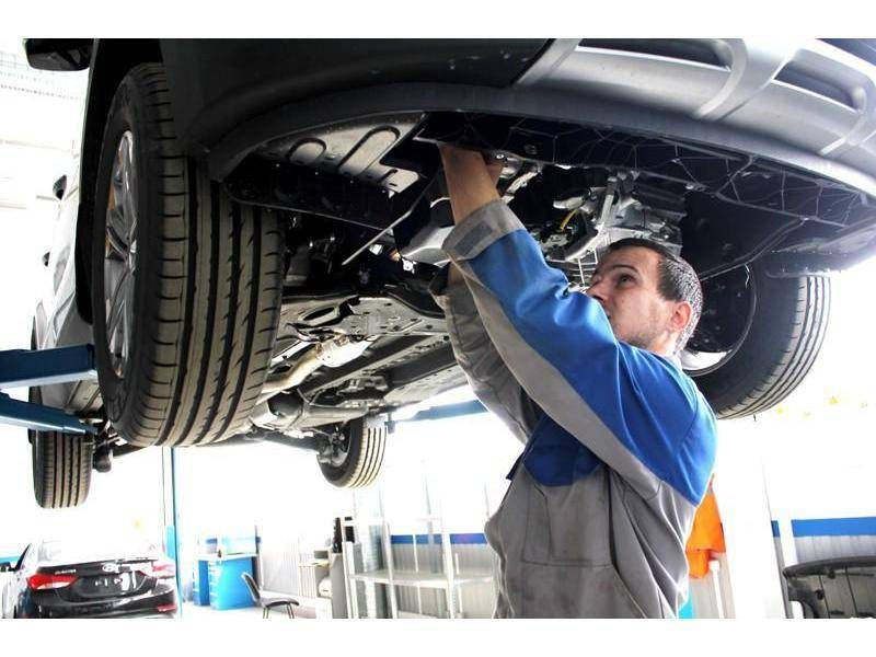 Как проверить подвеску автомобиля