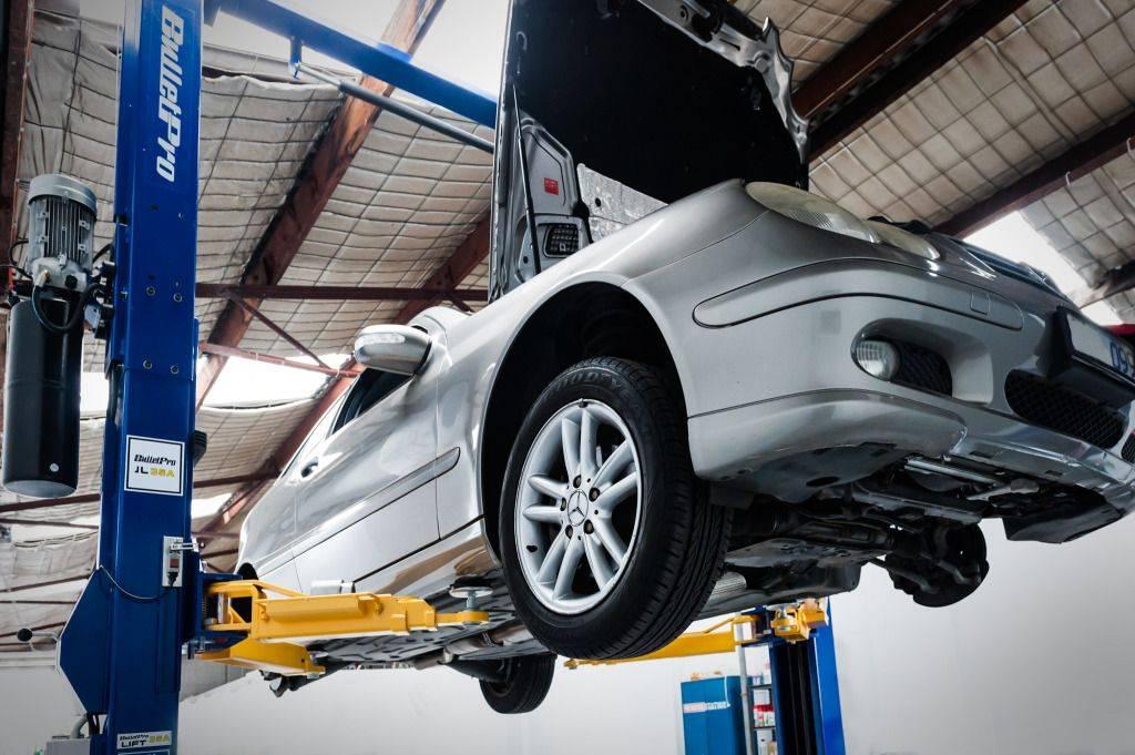 Диагностика подвески автомобиля: как проверить самому