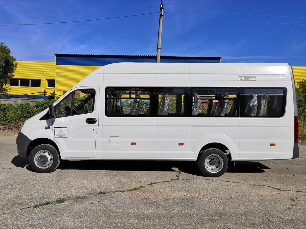 Техническая характеристика автобуса газель-некст