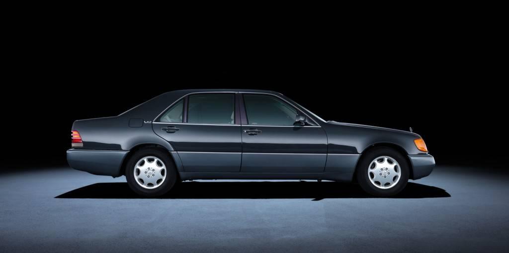 Кабан, рубль сорок, шестисотый – все про mercedes-benz s-class w140